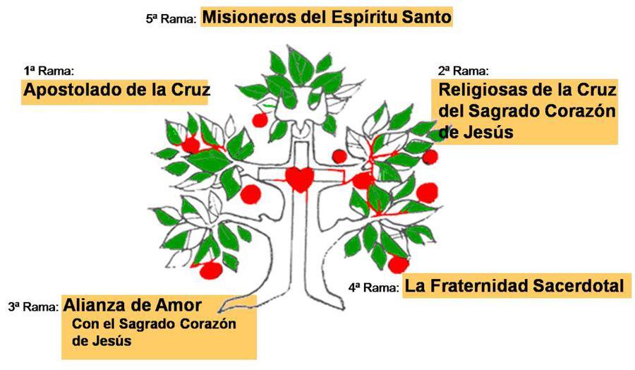 Arbol de la Familia de la Cruz