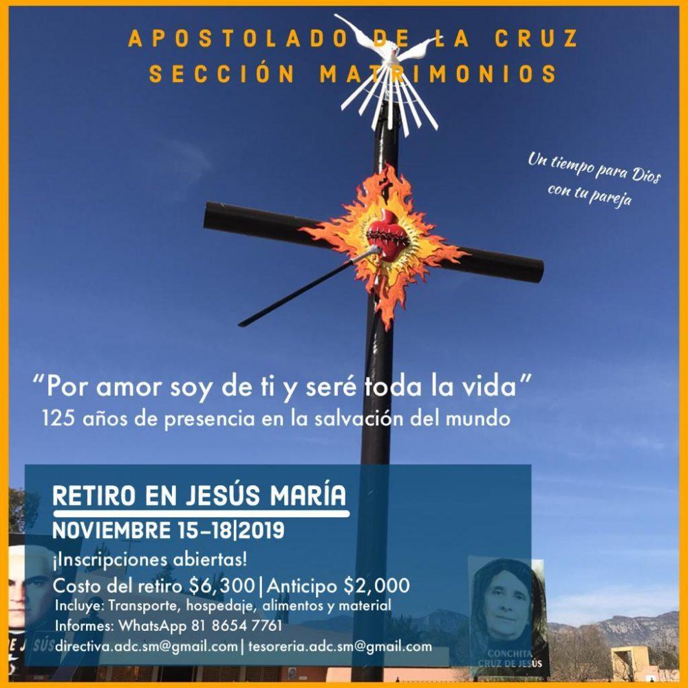 Retiro Jesus Maria Nov 2019